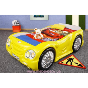 Кровать-машинка с матрасом SleepCar