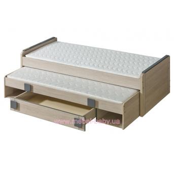 Кровать двухуровневая с ящиком G16 Dolmar