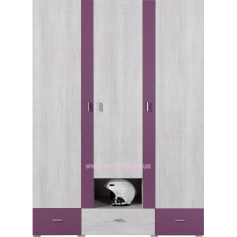 Шкаф NX 1 Meblar трехдверный