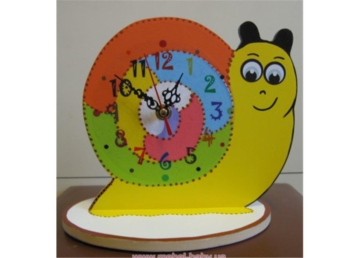 Часы Улитка