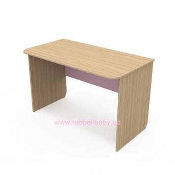 Письменный стол кв-08-3 Акварели Розовые