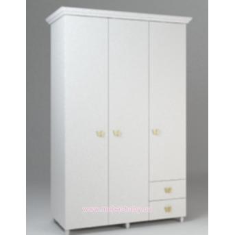 Шкаф гардеробный с 2-мя выдвижными ящиками Енран