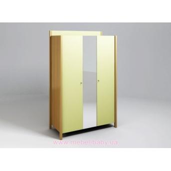 Шкаф гардеробный с зеркалом Эльф+ Енран
