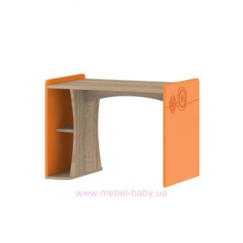 Стол T-ST-01 Edican Троянда оранжевая