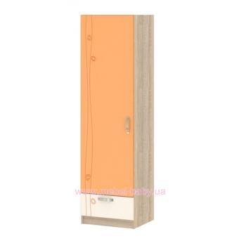 Шкаф T-SH-05 Edican Троянда оранжевая