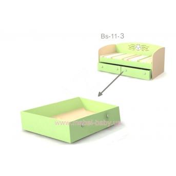 Ящик на колесах Bs-15-6