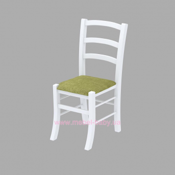 Стульчик кв-25 зеленое сиденье