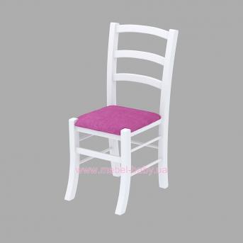 Стульчик кв-25 розовое сиденье