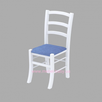 Стульчик кв-25 бирюзовое сиденье