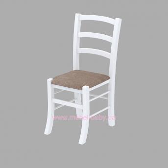 Стульчик кв-25 коричневое сиденье