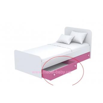 Выдвижной ящик маленький кв-15-8 розовый