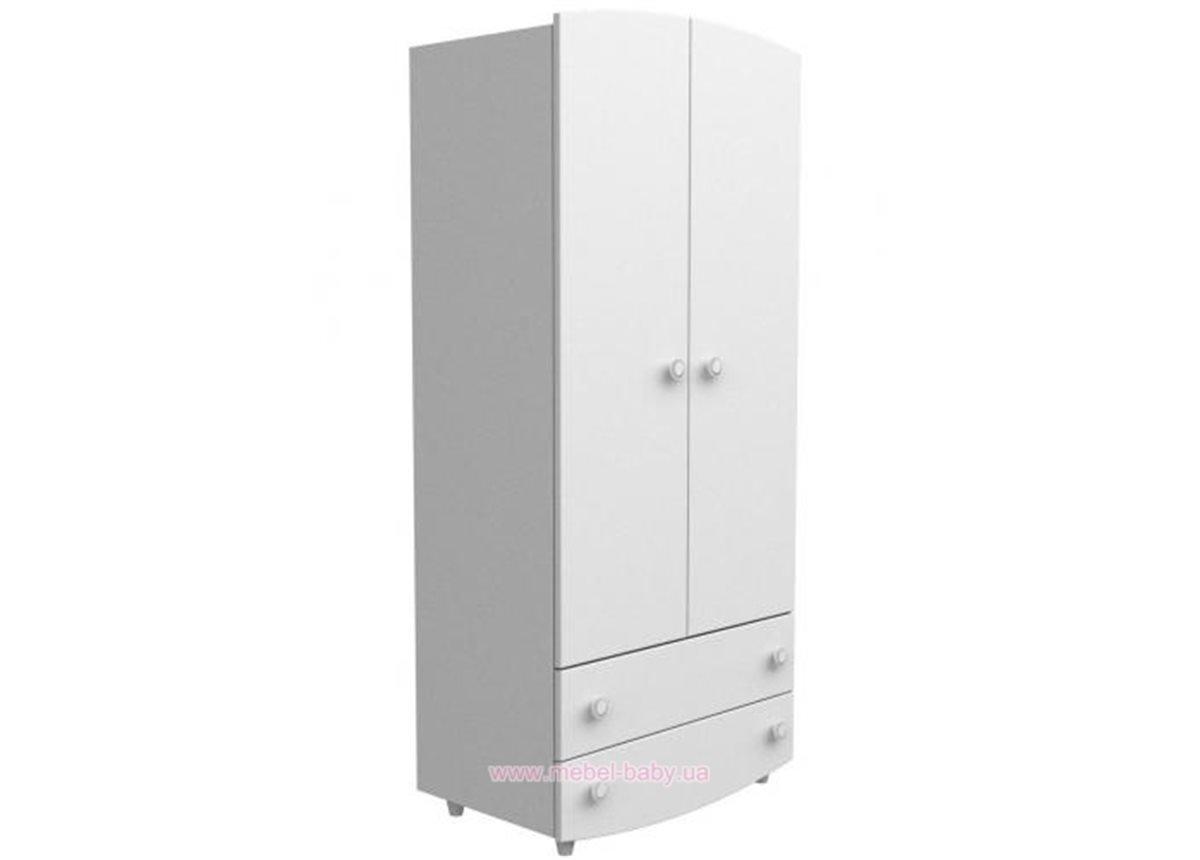 Шкаф №1 Верес белый