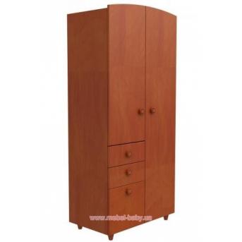 Шкаф №2 Верес ольха