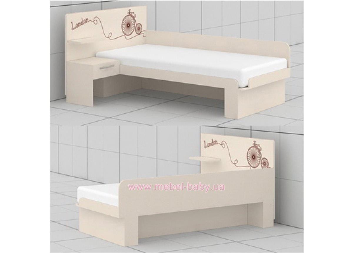 Кровать L-09 (900) Лондон