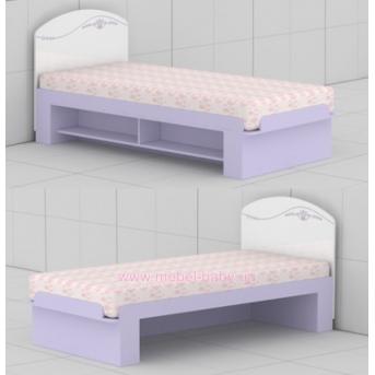 Кровать L-24 (900) Гламур