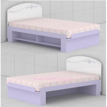 Кровать L-25 (1200) Гламур