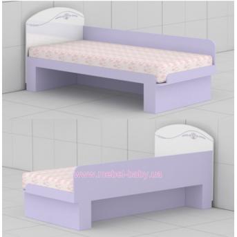 Кровать L-26 (900) Гламур