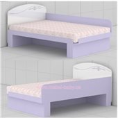 Кровать G-L-27 (1200) Гламур