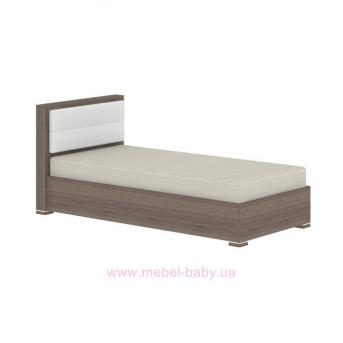 Кровать К-L-03 Edican Колледж белый
