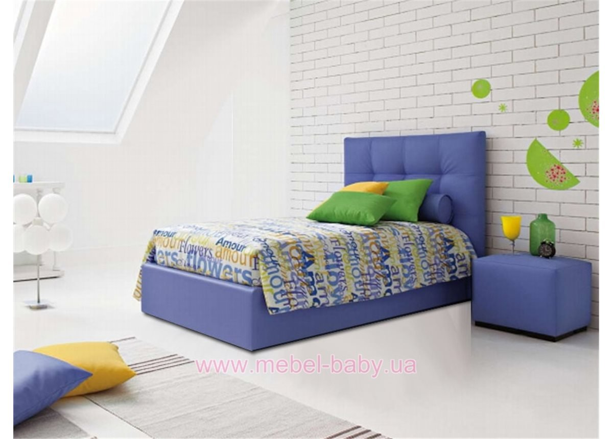 Детская кровать Арлекино (с подъемником)