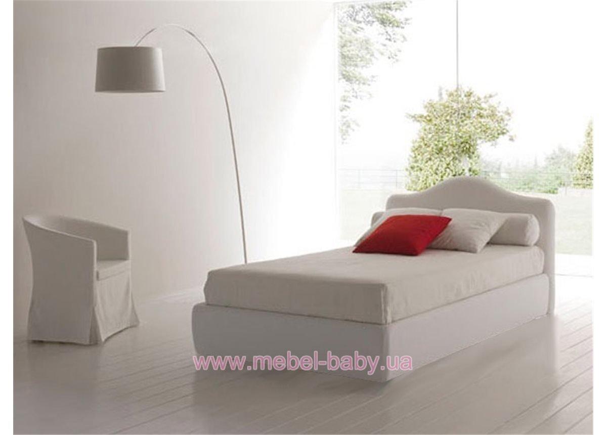 Детская кровать Белоснежка (с подъемником)