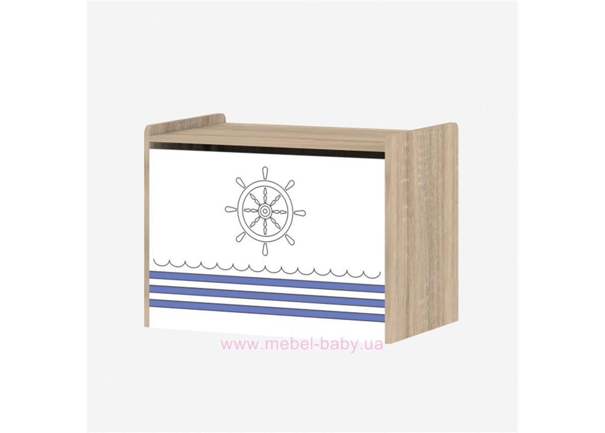 Ящик для игрушек Наутилус N-Ti-01