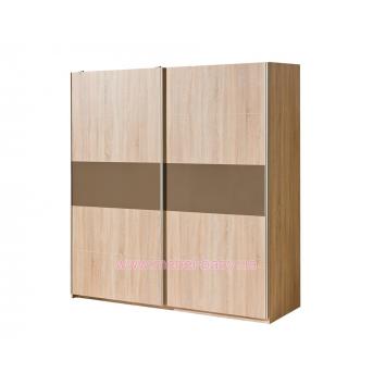 Шкаф c раздвижными дверьми Carmelo C27  (Dolmar)